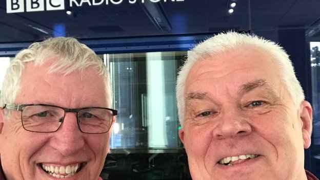 Live Breakfast Interview with BBC Radio Stoke (24.9.18)