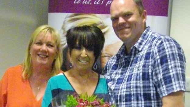 Lorraine - 5 years a CAREGiver