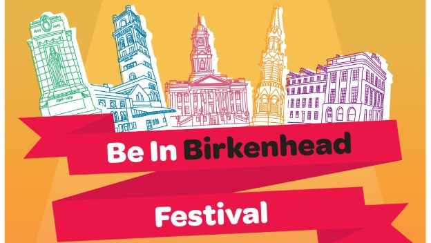 Come and see us at the Be In Birkenhead Festival 2018