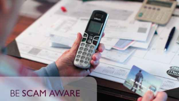 Be Scam Aware! June is Scam Awareness Month
