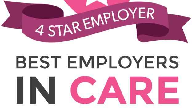 Home Instead Richmond recognised as a 4 star employer!