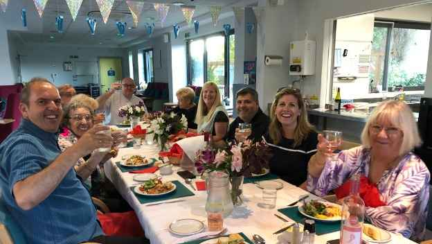 Launch of Homelink\'s Supper Club
