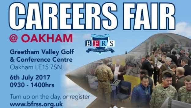Oakham Careers Fair 6th July 2017