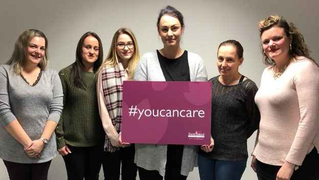 Care Leaders Say \'You Can Care\'