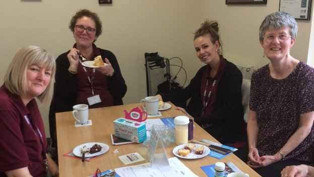 Time for a Cuppa with Dementia UK