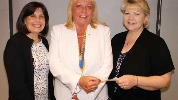 Wylde Green Rotary supports Memory Cafe