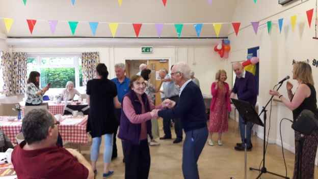 Café Supporting Dementia Community is 1 Today