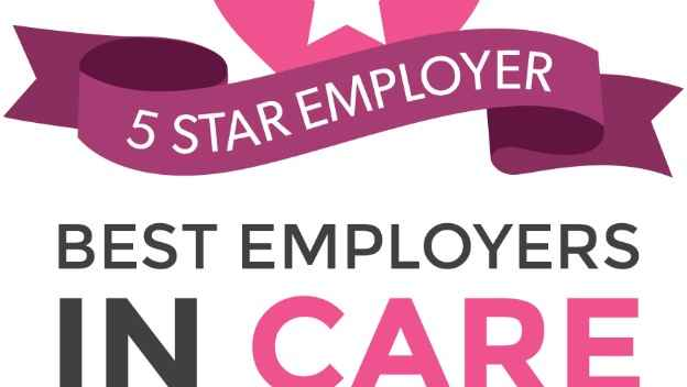 5 Star Employer for Home Instead West Exeter and Teignbridge!