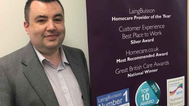 Our new Care Manager Alex MacCallum