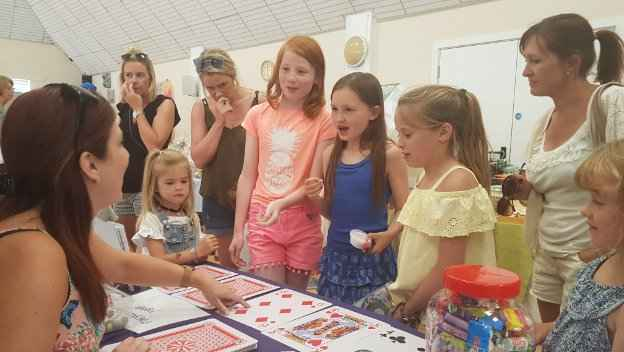 Home Instead attends the Heene Community Fayre
