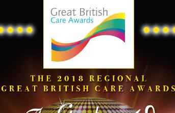 Great British Care Awards Finalists