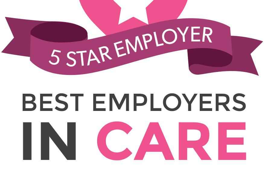 Best Employers in Care Award