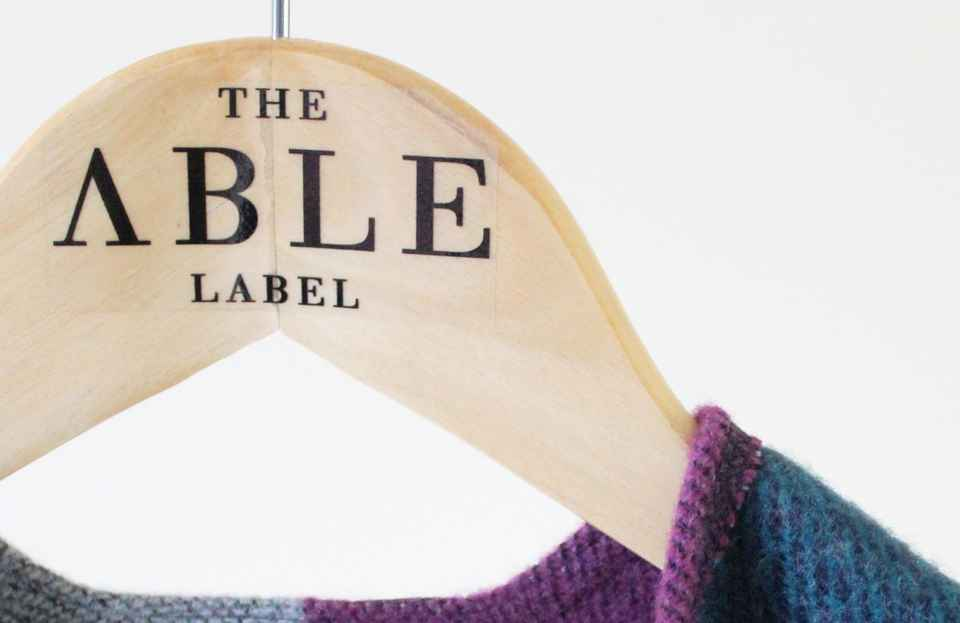The Able Label Logo