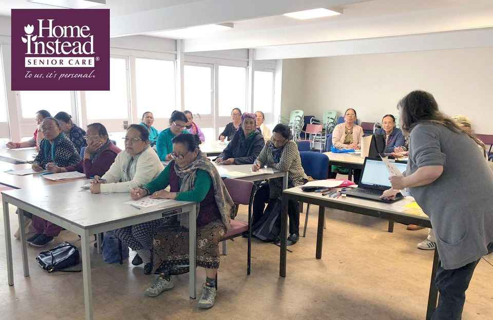 Older Adults learning a second language