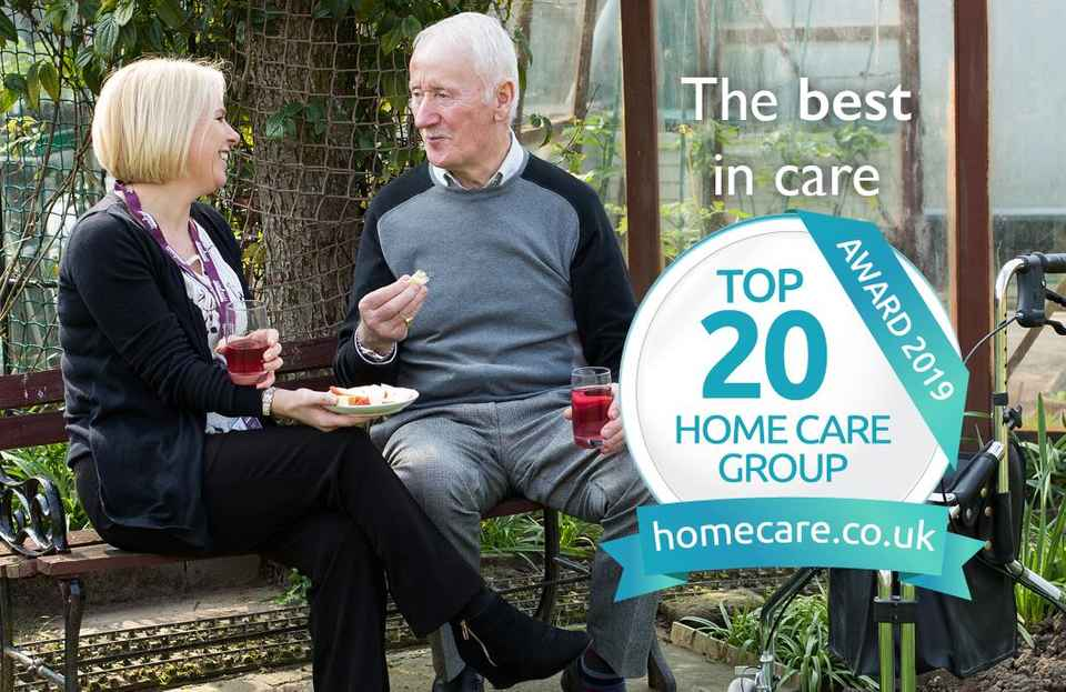 Image of Home Instead for top20 Home care group