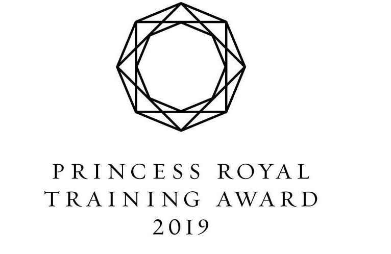 Pricess Royal Training Award
