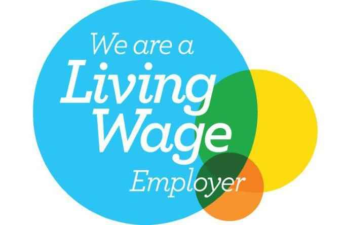 living wage foundation accredited employer