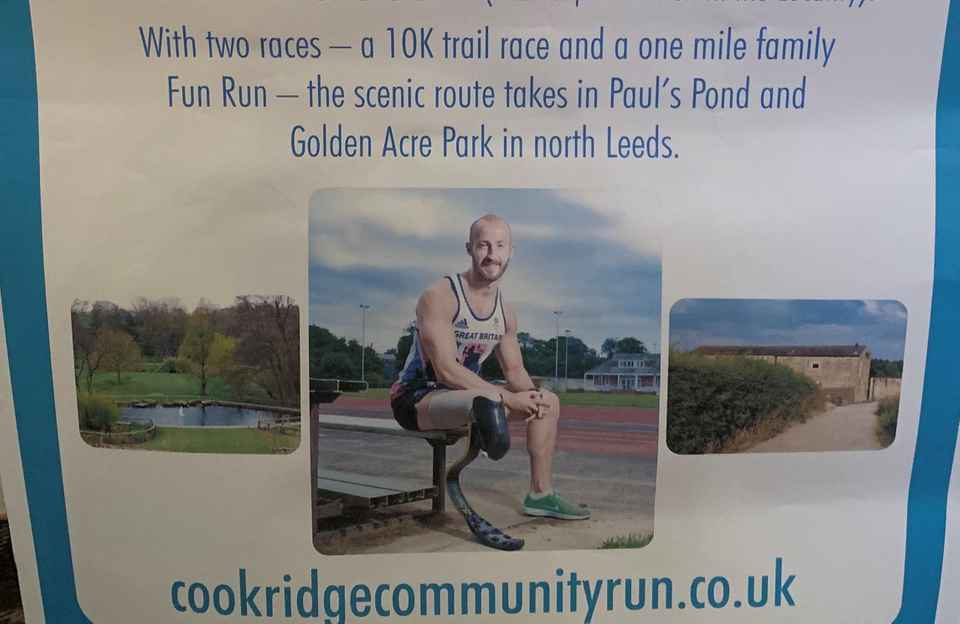 Cookridge community run