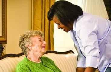 Specialist and complex care with Home Instead Senior Care
