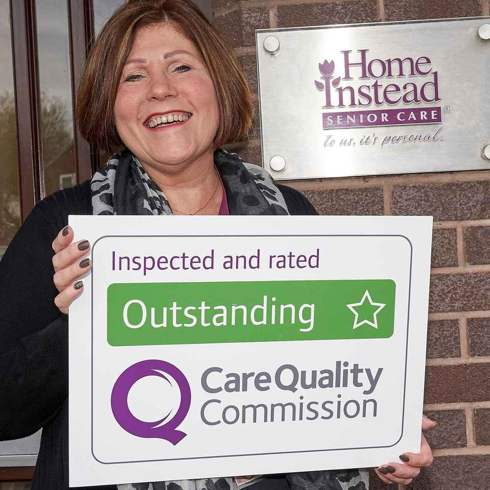 Outstanding with CQC