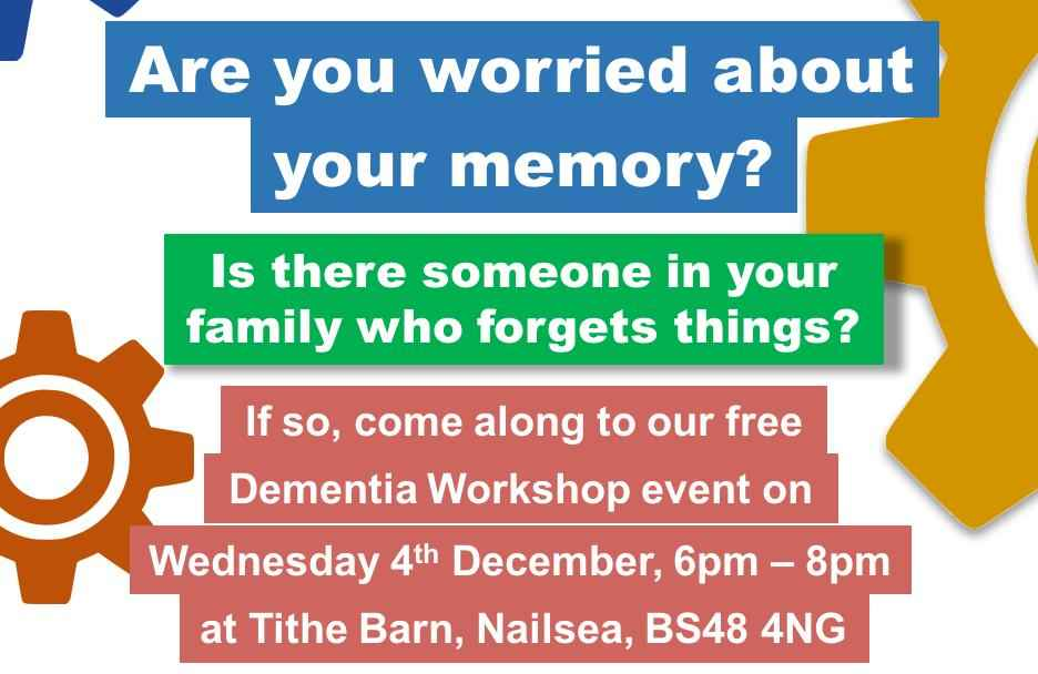 Dementia Workshop LS