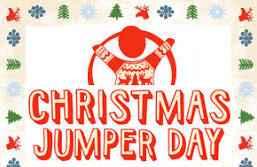 WORLD XMAS JUMPER DAY