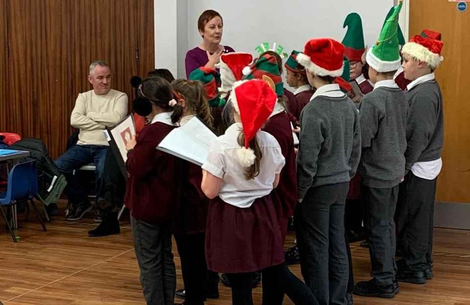 The fabulous choir