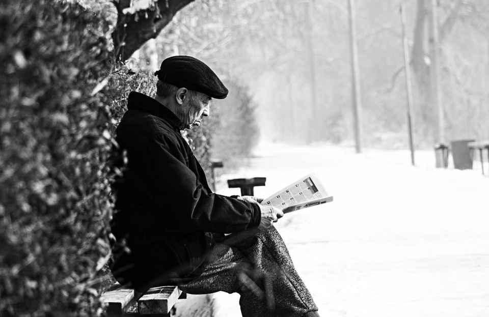 winter advice for the elderly