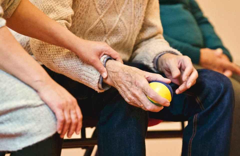 elderly carer become