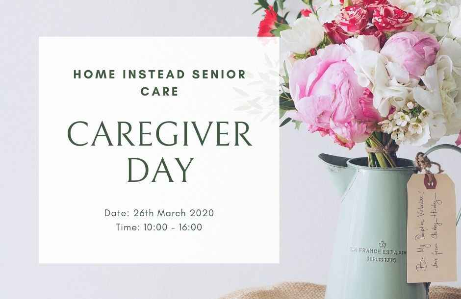 CAREGiver Day March 2020 Invite