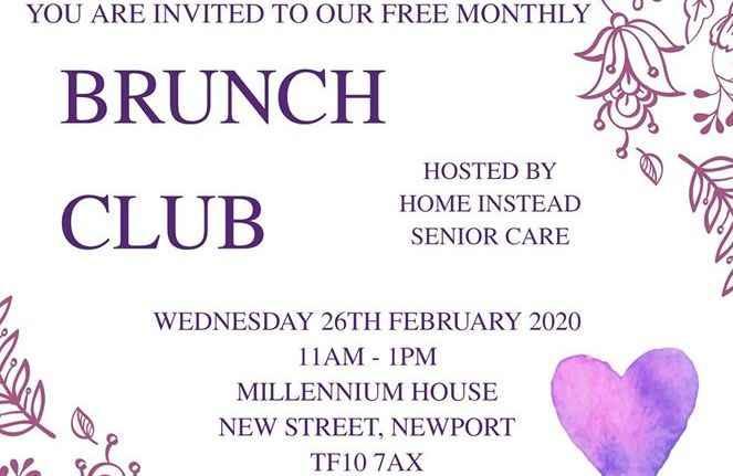 Wednesday Wonders Brunch Invite