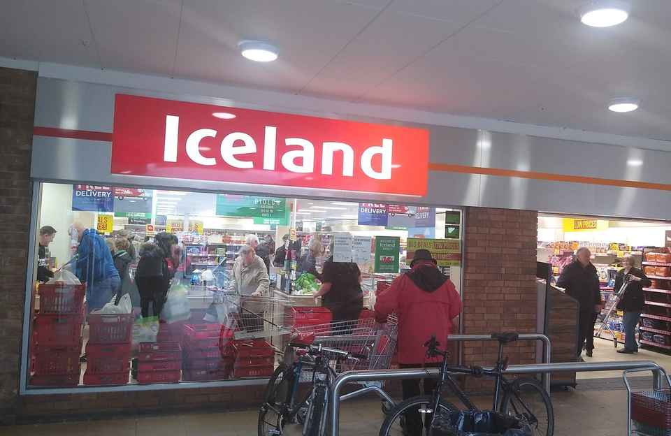 Dedicated shopping hour at Buckley Iceland