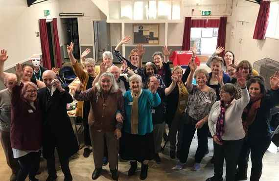 Digswell Dementia Friendly Community Cafe