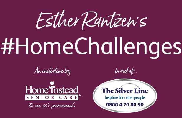 Esther Rantzens Home Challenges