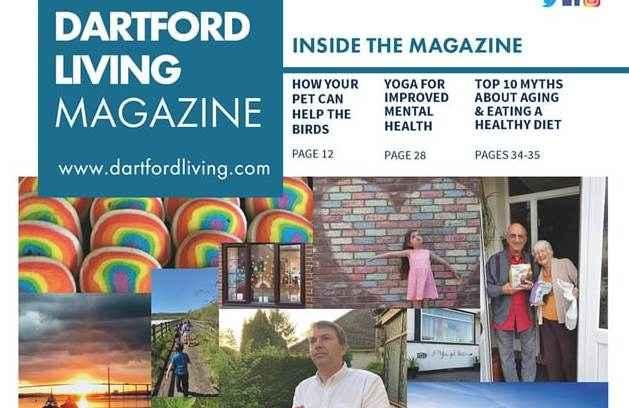 Dartford living Magazine June 2020 edition