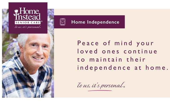 maintaining home independence