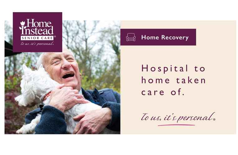 hospital to home taken care of