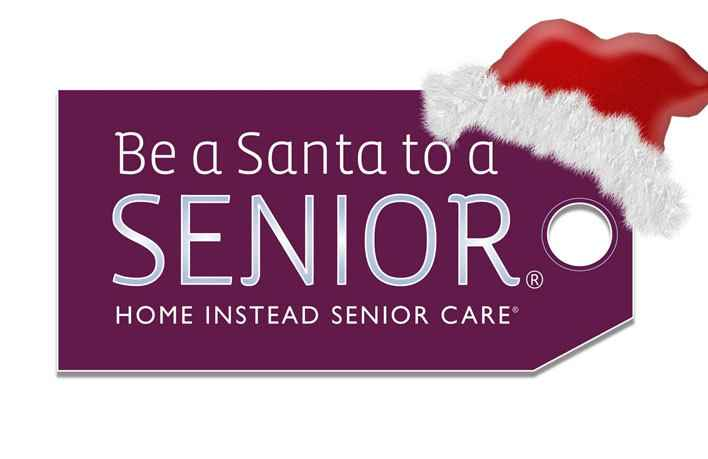 Be A Santa To A Senior Campaign