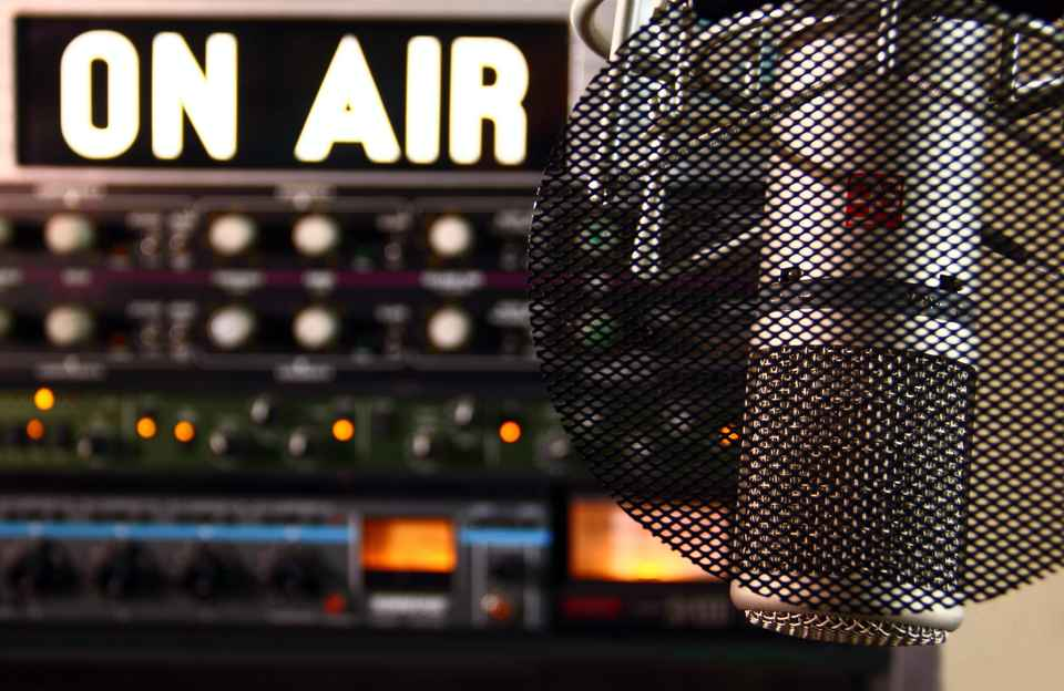 on air picture