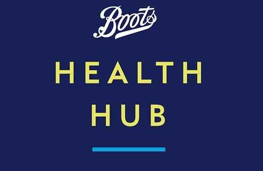 Boots Health Hub