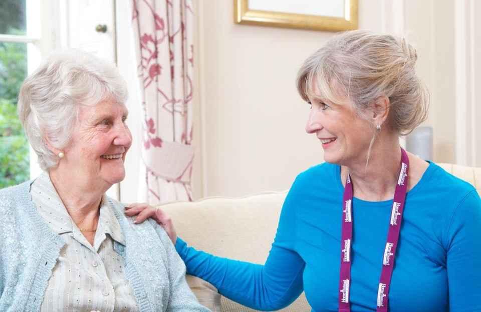 Home Instead - Parkinson's UK