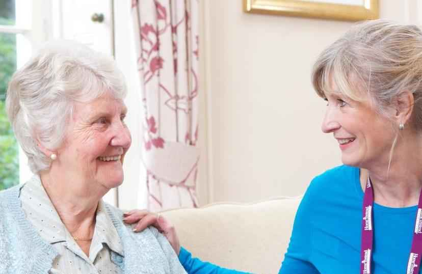 Caring for the elderly in COVID19