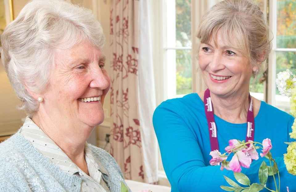 Changing the face of Ageing in St Helens